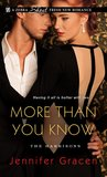 More Than You Know (The Harrisons, #1)