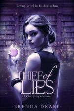 Thief of Lies (Library Jumpers, #1)