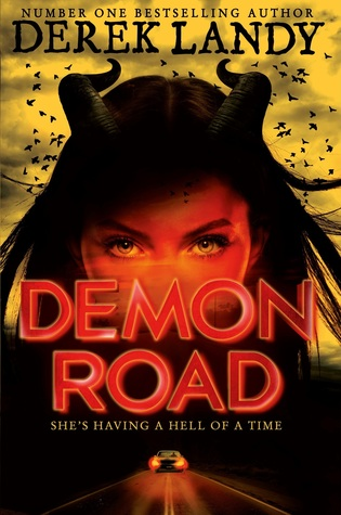 Demon Road by Derek Landy Review: A Fun and Annoying Supernatural Road Trip