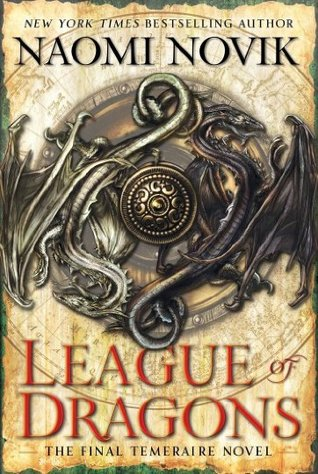 League of Dragons Book Cover