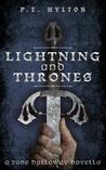 Lightning and Thrones (Zane Halloway, #3)