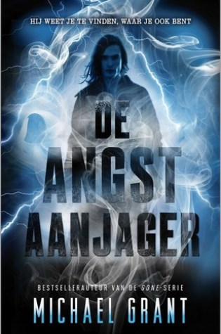De Angstaanjager (Messenger of Fear #1) – Michael Grant
