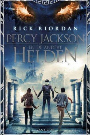 Percy Jackson en de andere helden – Rick Riordan