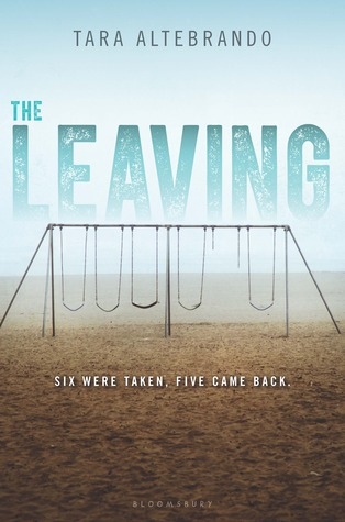 ARC Review: The Leaving