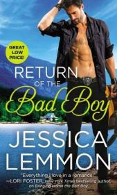 Return of the Bad Boy (Second Chance, #4)