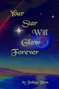 Book Cover of Your Star Will Glow Forever by Joshua Blum - Review of Your Star Will Glow Forever