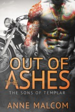 Review:  Out of the Ashes by Anne Malcom