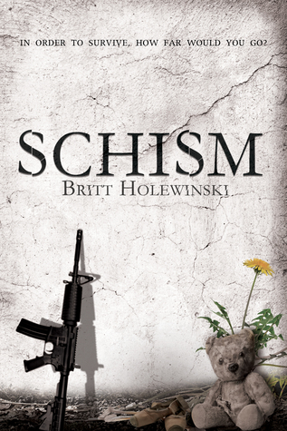 Schism Book Cover