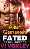 Alien General's Fated: SciFi Alien Romance