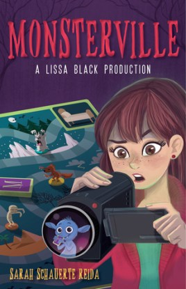 Image result for monsterville sarah reida goodreads