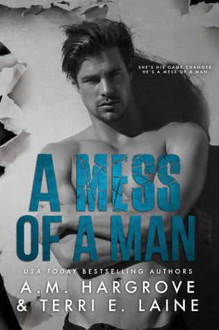 BLOG TOUR:  A Mess of a Man by Terri E. Laine & A.M. Hargrove