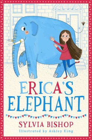Blog Tour: Erica's Elephant Guest Post