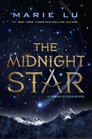 Image result for midnight star marie lu