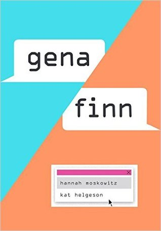 Book Review: Gena/Finn