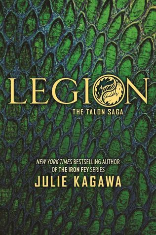 Image result for legion by julie kagawa