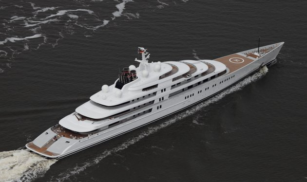 True Cost Of Owning A Super Yacht