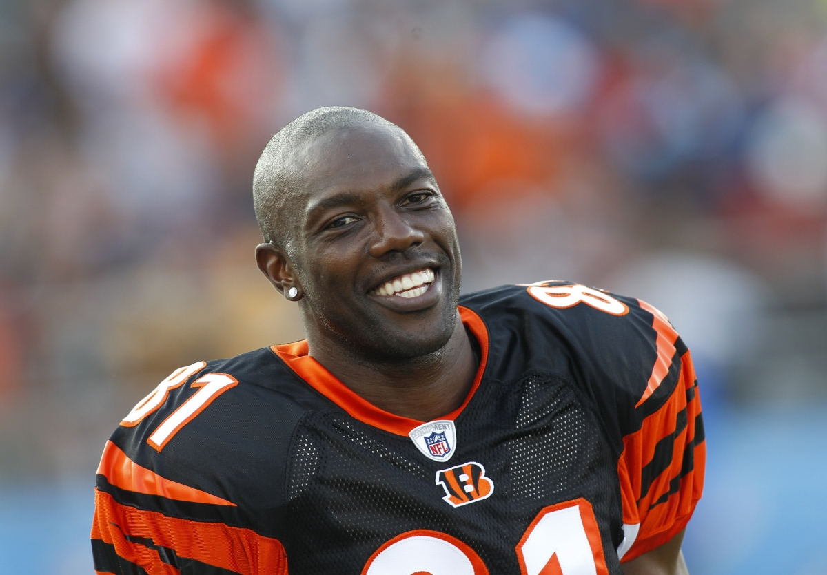Terrell Owens Wife Files For Divorce He Used Me For My
