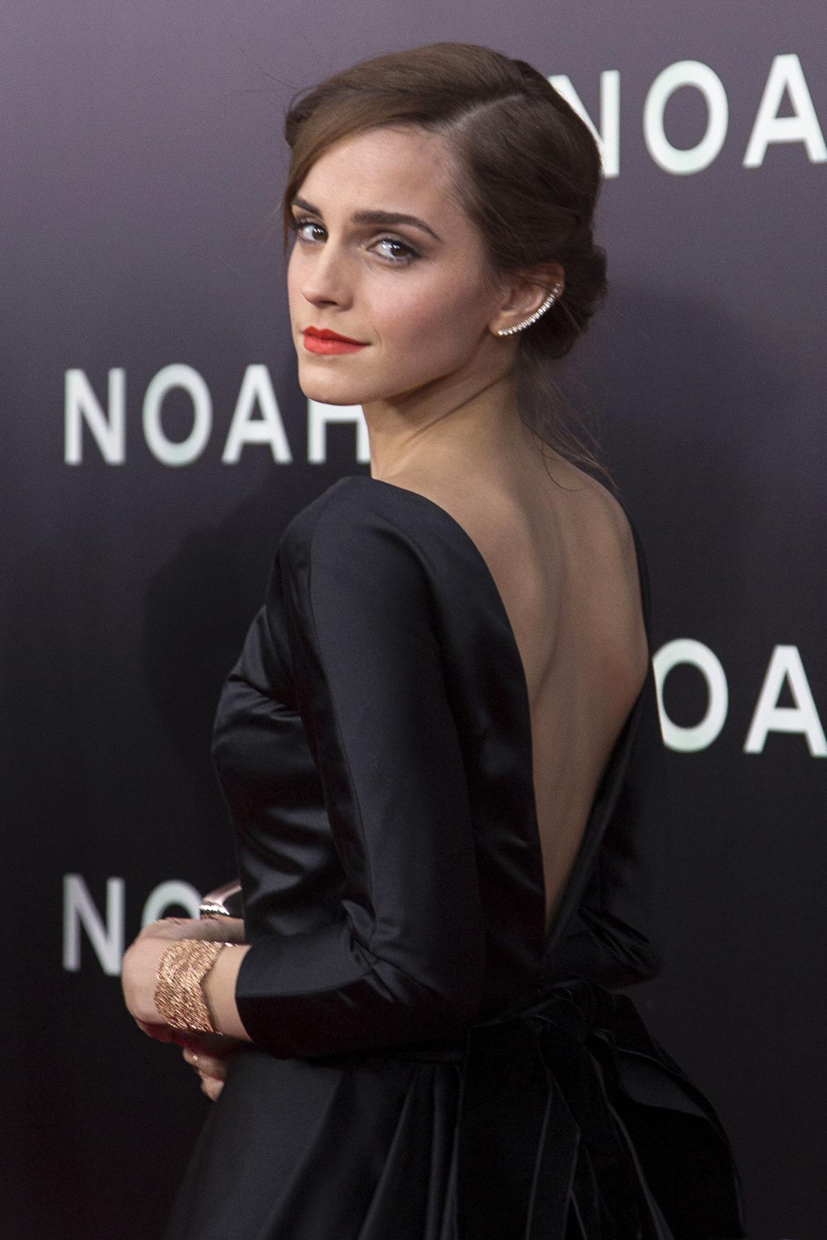 Emma Watson Ive No Fear Of Getting Old Despite Fashion