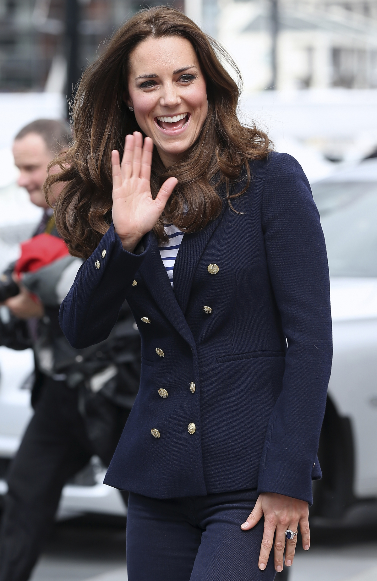 Kate Middleton Repeats Outfit On Royal Tour Dress No Five In Pictures