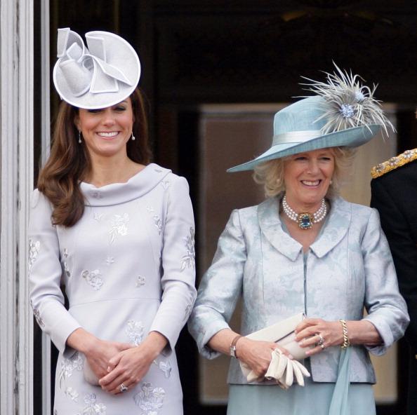 Kate Middleton Cancels Malta Trip Camilla Parker Bowles