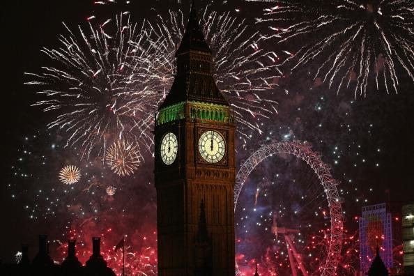 Image result for fireworks in england