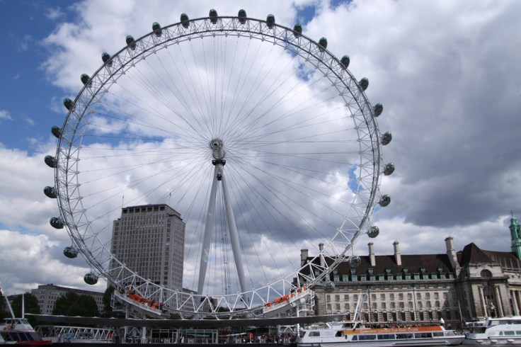 Paris Is Getting Rid Of Its Big Wheel Should London Do