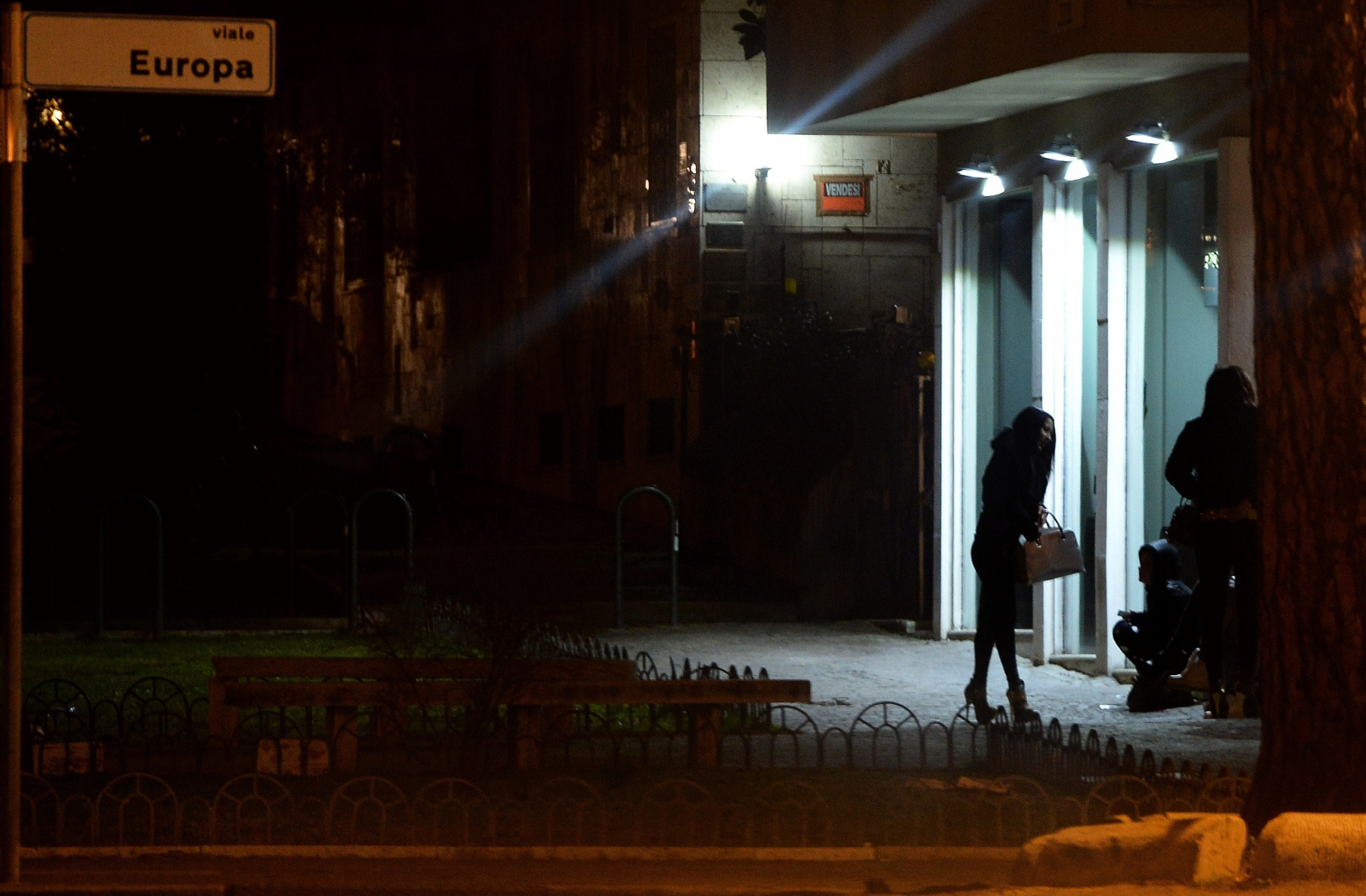 Italy Prostitutes Made To Swap Miniskirts And Skimpy