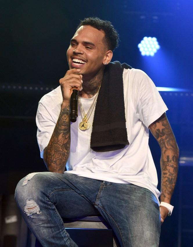 Chris Brown Haircut 2016 The Best Haircut Of 2018