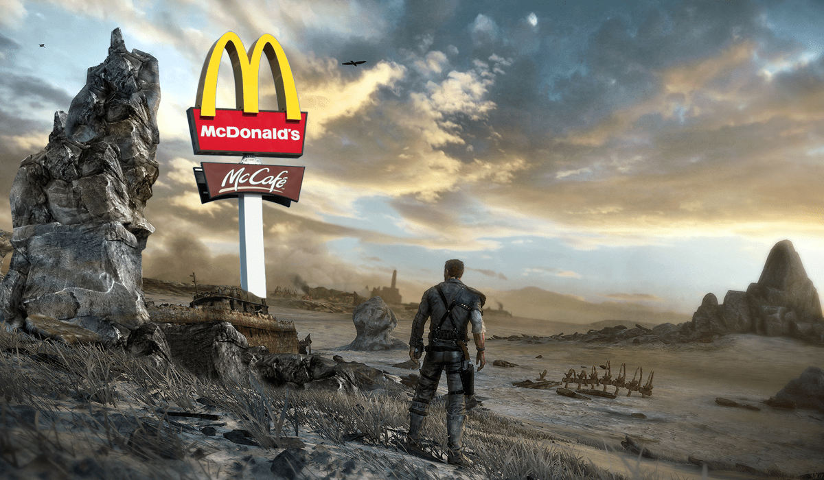 Open world games like Mad Max are becoming the bloated fast food     Mad Max