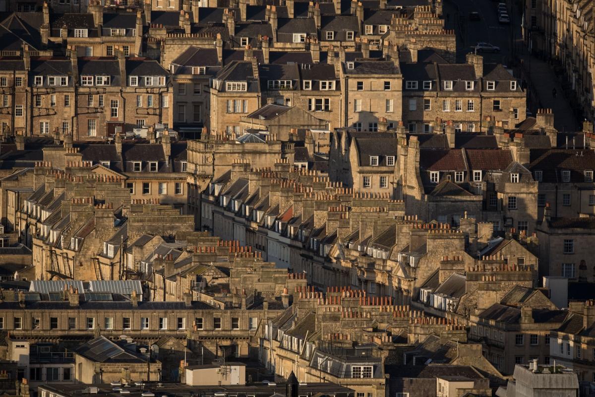 Uk Housing Crisis Property Shortage Causes Price Rises To