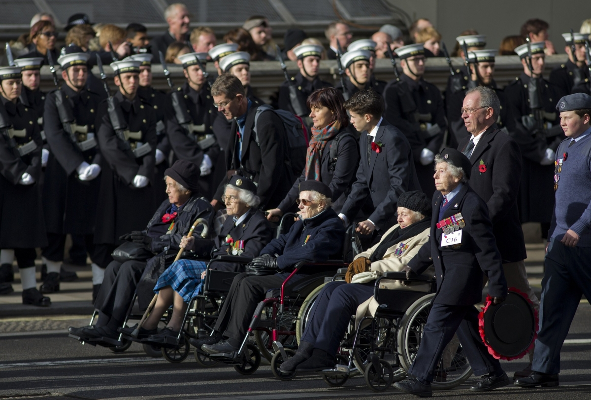 Remembrance Day Parades Under Threat After Government Cuts
