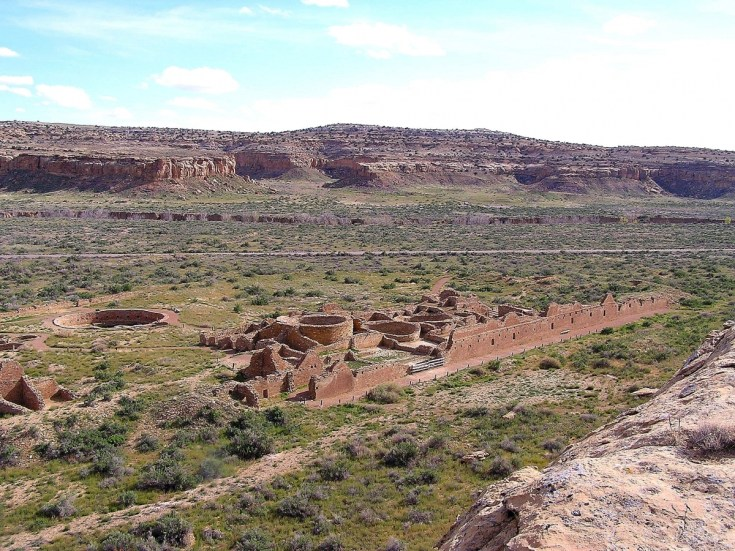 Chetro Ketl  Thriller at the back of development of Historic Puebloan nice homes in Chaco Canyon solved chetro ketl