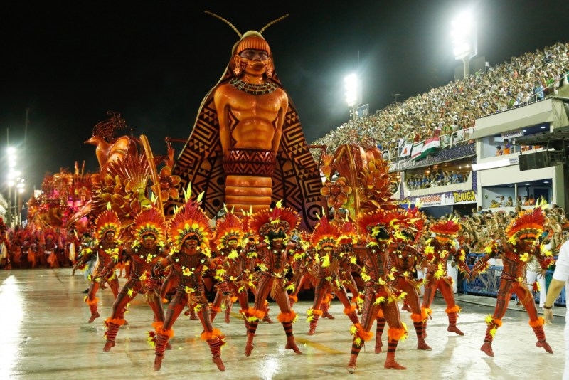 3 Reasons Why You Must Visit the Rio Carnival This February