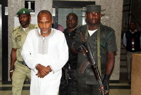 Image result for IPOB: Court to rule on competence of against Kanu in February
