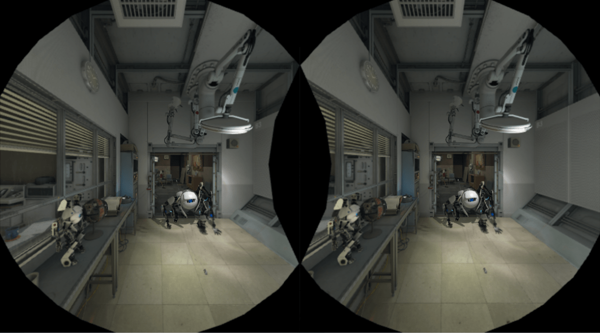 Valve Launching Virtual Reality Theatre Mode For 2D Steam Games