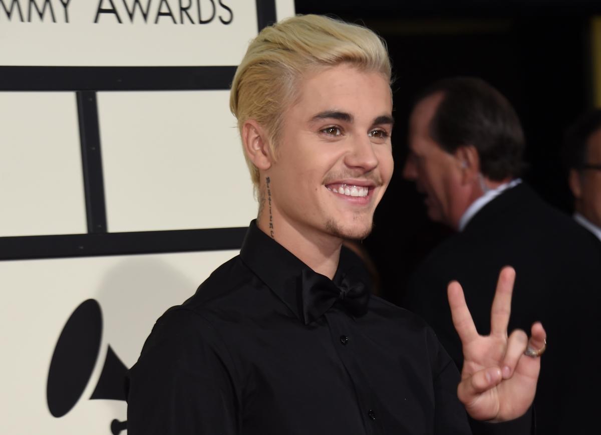 Justin Drew Bieber X Factor