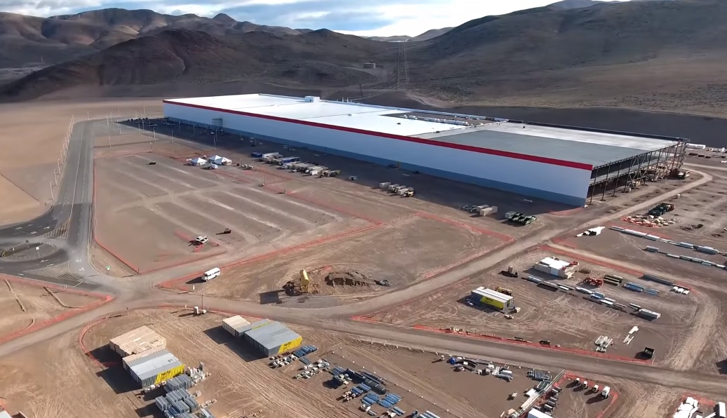 Image result for tesla gigafactory