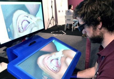 Maybe VR can help you survive your next trip to the dentist.