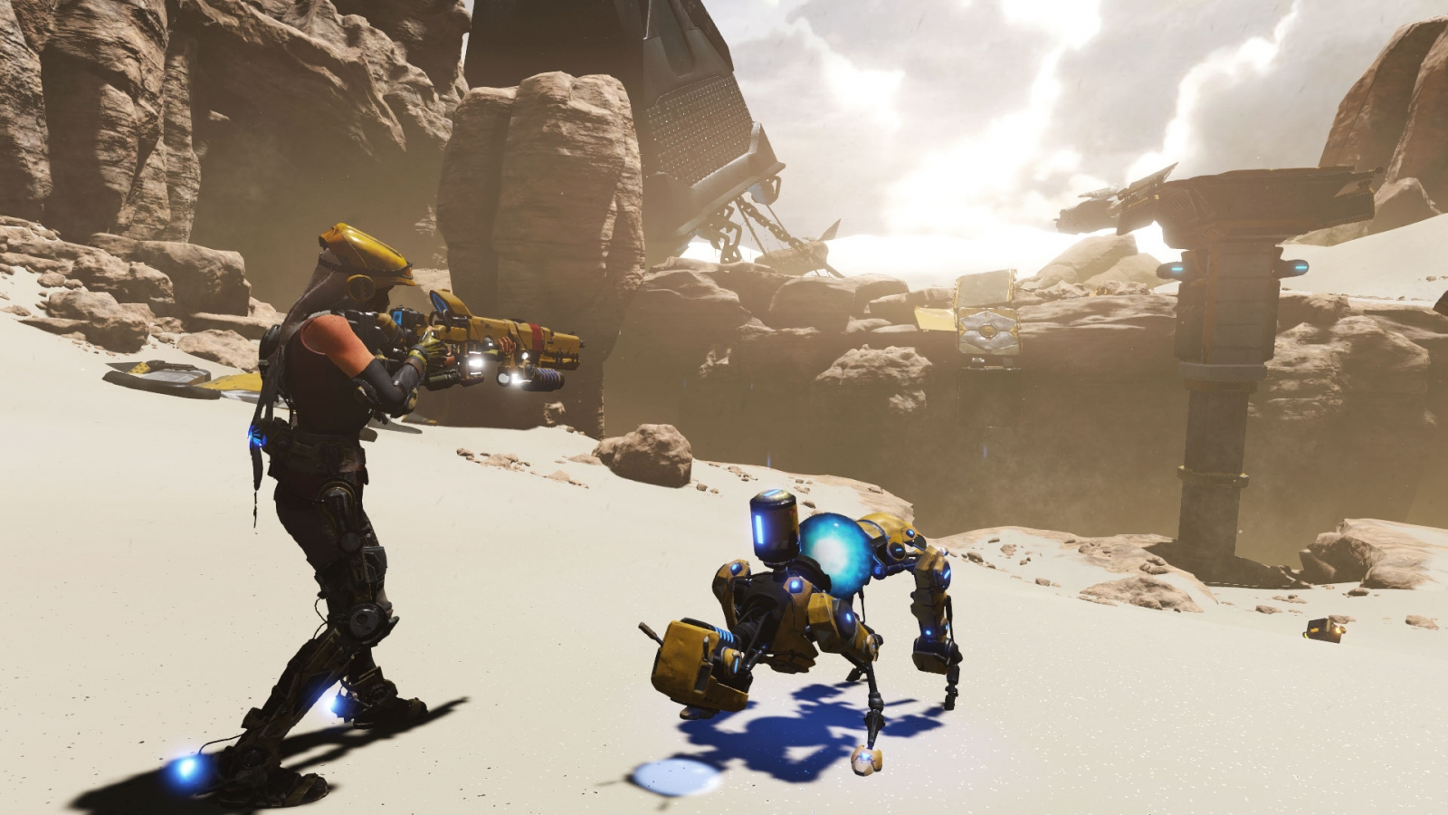 Xbox Exclusive ReCore Release Date Set For September At Microsofts E3 2016 Keynote