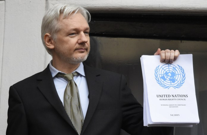 WikiLeaks releases over 1,000 Clinton Iraq war emails ahead of the Chilcot report