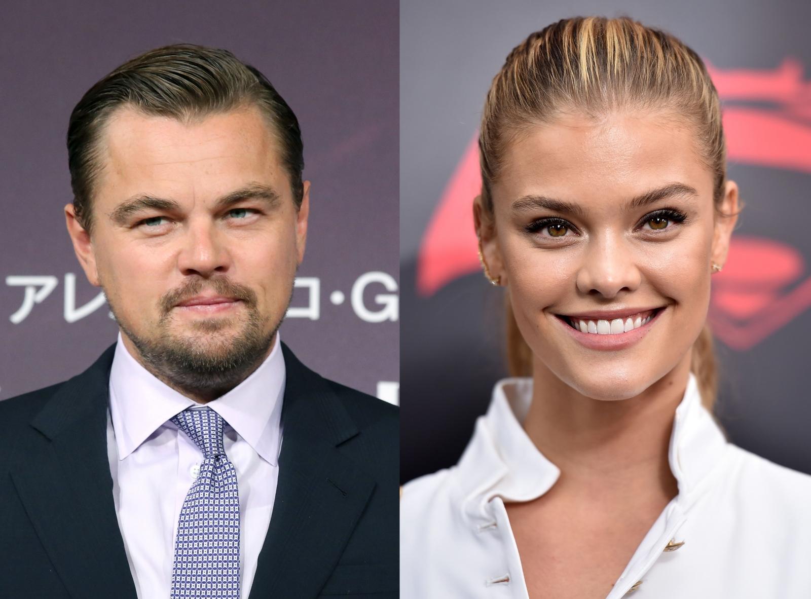 Leonardo DiCaprio Is Dating A Supermodel Again Actor