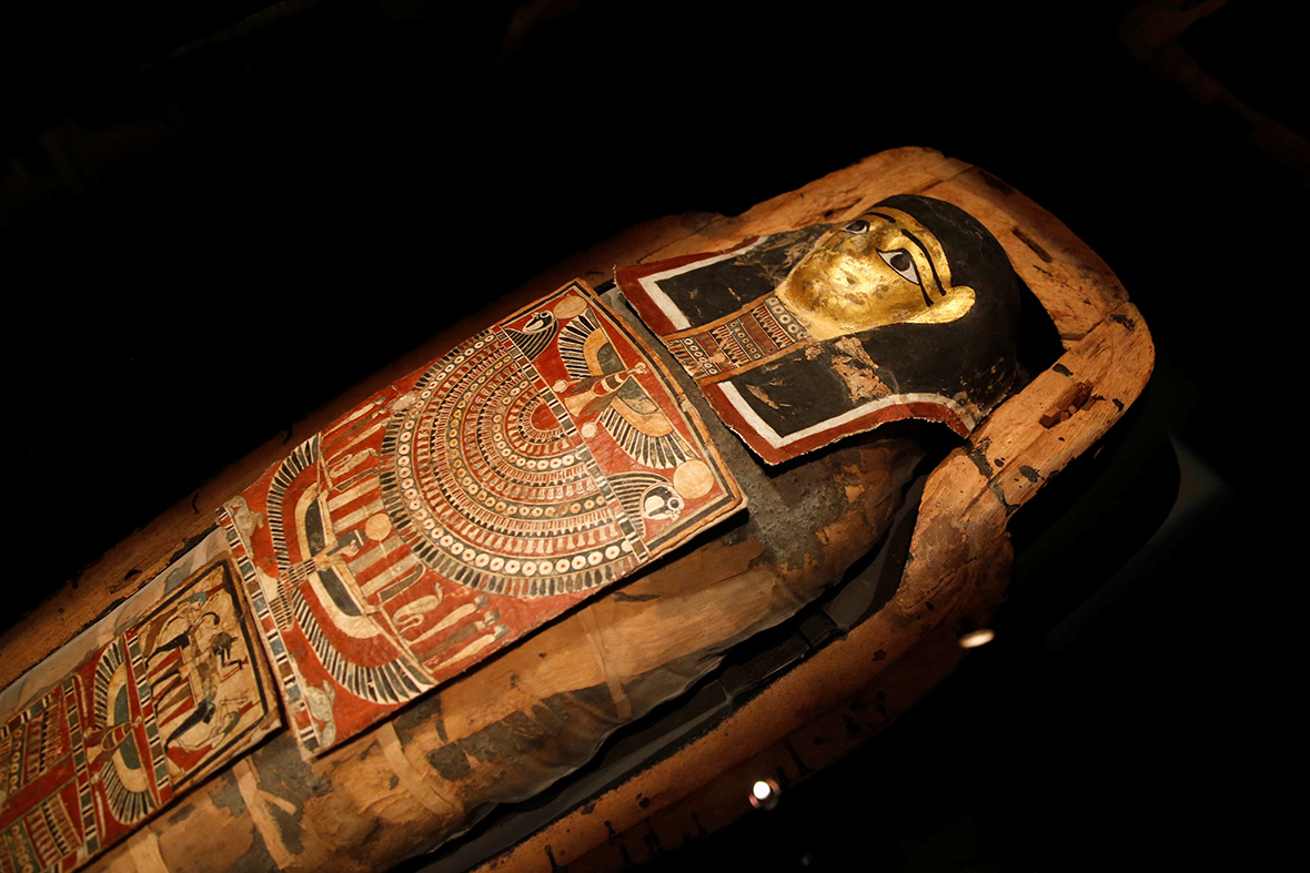 Israel S Only Mummy On Display For The First Time At