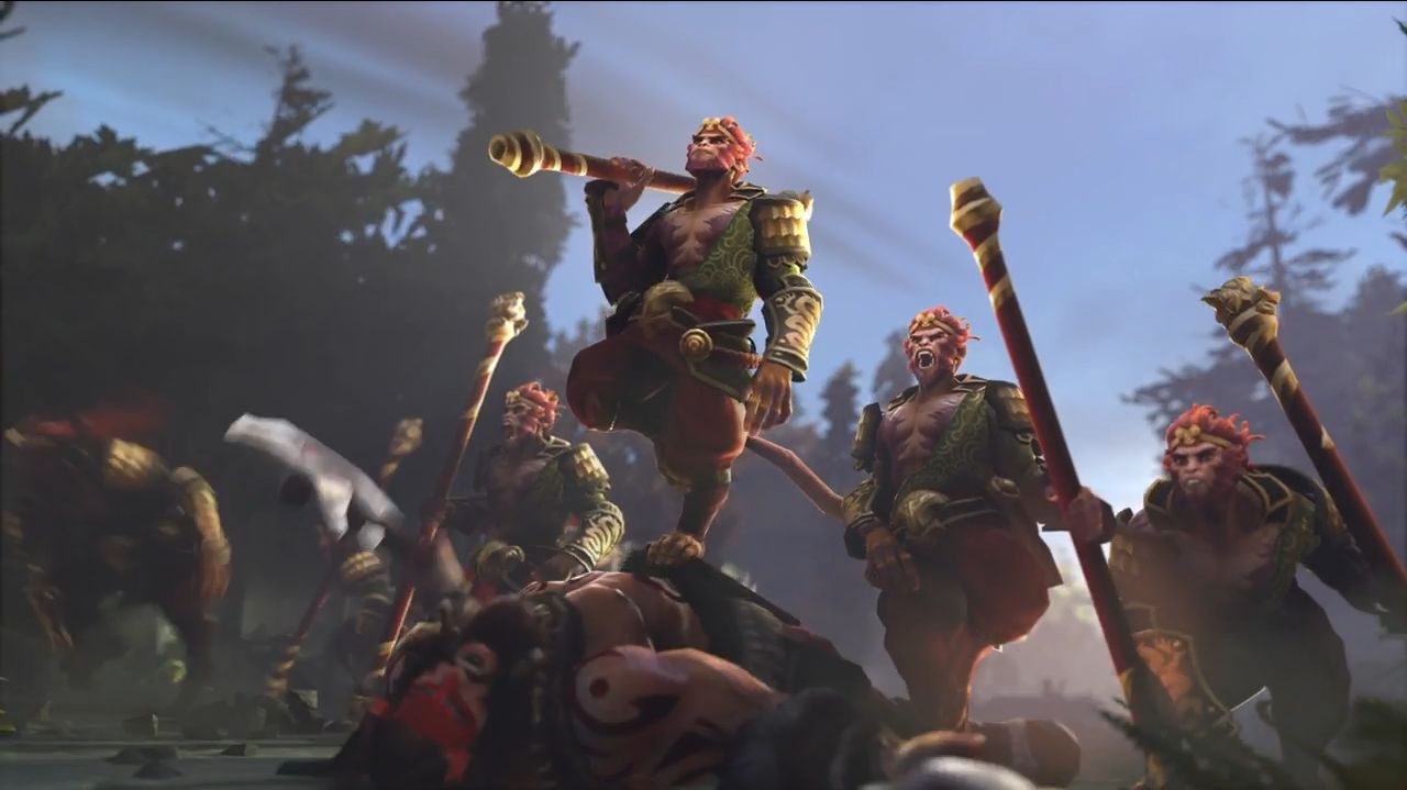 Monkey King Heading To Dota 2 In Fall 2016