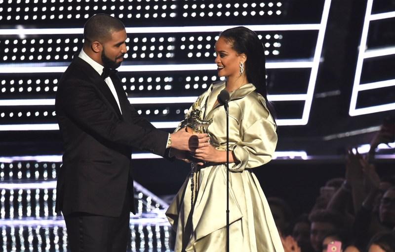 Rihanna and Drake reunite at his birthday party, get the details