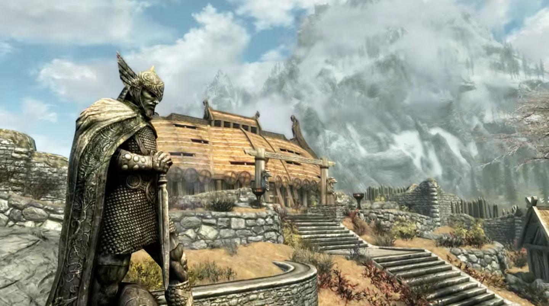 Skyrim Special Edition Falskaar PC Mod Ported To Xbox One