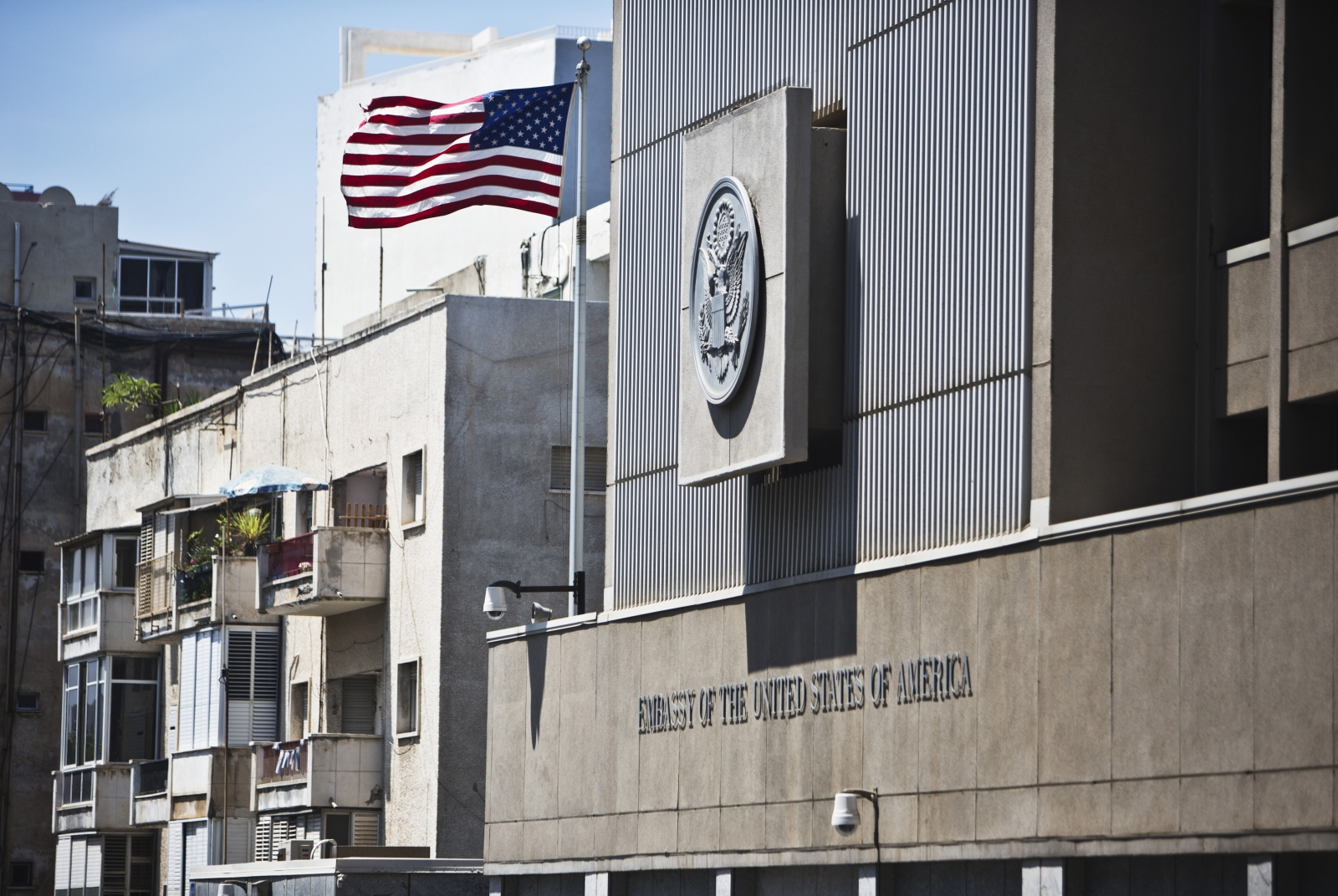 Image result for US EMBASSY IN ISRAEL