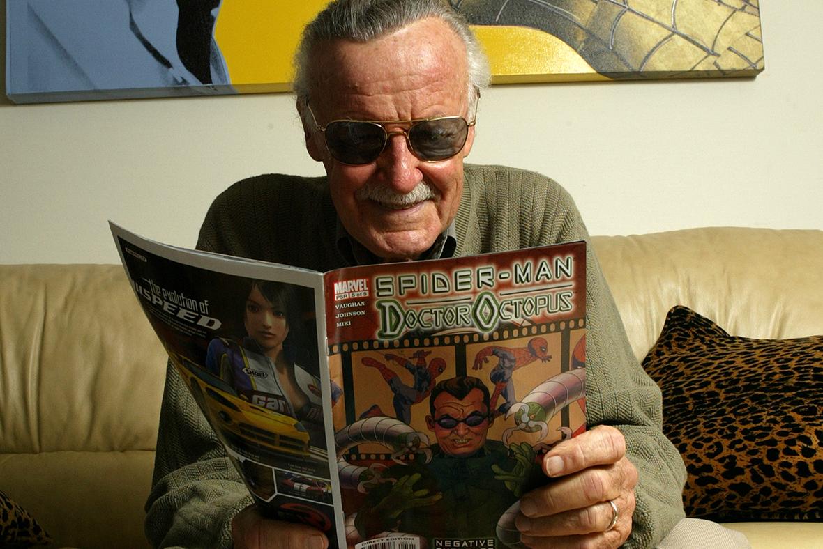 Comic Book Legend Stan Lee Turns 94 Top 10 Best Film