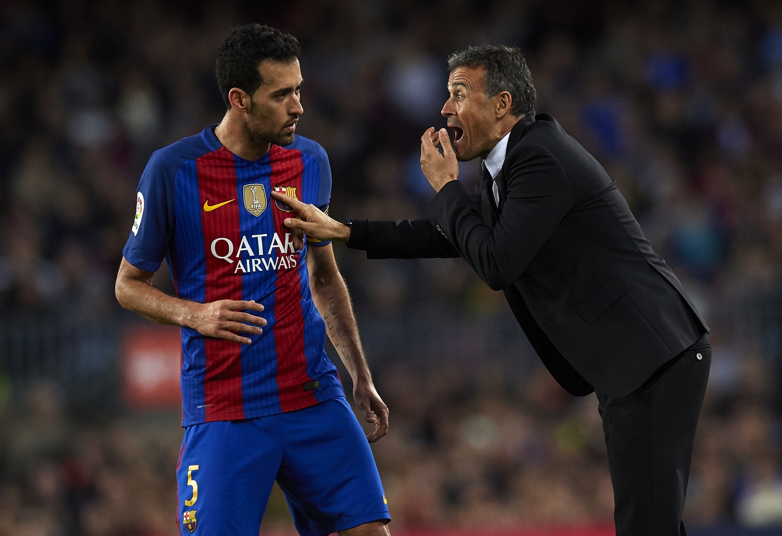 Image result for Sergio Busquets 2017