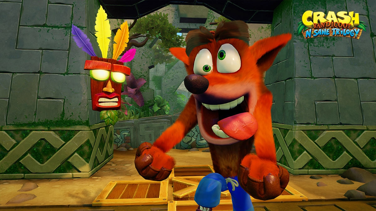 Crash Bandicoot Remastered Trilogy Given Release Date For PS4