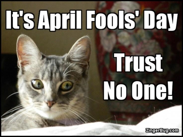 Funny April Fools Jokes